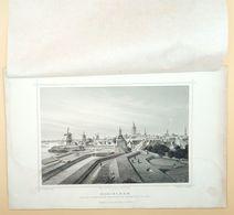 Gorinchem 1858/ Gorinchem (NL) 1858. Kurz, Schüler - Stampe & Incisioni