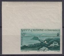 NOUVELLE CALEDONIE : NON DENTELE N° 264 NEUF ** LUXE COIN DE FEUILLE - Nouvelle-Calédonie