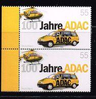 Bund 2003, Michel# 2340 ** 100 Jahre ADAC - Unused Stamps