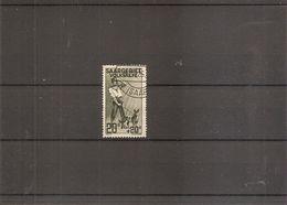 Sarre ( 103 Oblitéré ) - 1920-35 Saargebiet – Abstimmungsgebiet