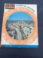 Vie Du Rail 1968 1144 MIRAMAS PORT DE BOUC MARTIGUES SAUSSET LES PINS - Trains