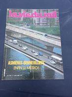 Vie Du Rail 1980 1745 FOURMIES - TRAIN BLEU CIWL - Trains