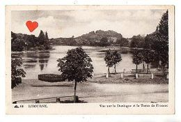 35699-ZE-33-LIBOURNE-Vue Sur La Dordogne Et Le Tertre De Fronsac - Libourne