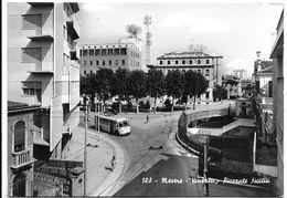 Mestre (Venezia). Piazzale Sicilia - Filobus. - Venezia (Venice)