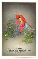 1ER AVRIL - POISSON D'AVRIL - 54442/2 - 1er Avril - Poisson D'avril