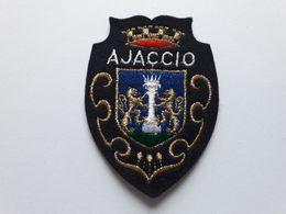 Ecusson AJACCIO - Patches