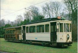 BRUXELLES - MOTRICE 1969 - Tranvía