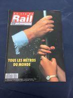 Vie Du Rail 1993 2391 BORT LES ORGUES NEUSSARGUES SALINS SAINTE ANASTASIE METRO CERF VOLANTS - Trains