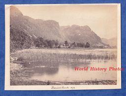 Photo Ancienne Albuminée - ENGLAND / Cumbria - Derwentwater - 1878 - Photographe à Identifier - History - Foto's