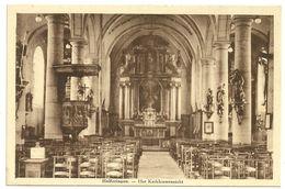 HELFERINGEN  -  Het Kerkbinnenzicht - Herne
