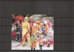 Pompiers ( BF 57 XXX -MNh- Du Chili) - Firemen
