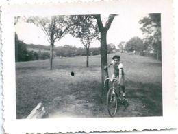 Photo Originale Cycliste - Cyclisme