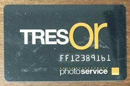 TRESOR ORANGE CARTE PHOTO SERVICE GSM CARTE AVANTAGES RARE - France