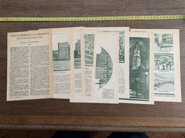 1918 JST CATHEDRALE DU COMMERCE ROI DES BAZARS AMERICAIN PAUL LOUIS DE GIAFFERRI WOOLWORTH BUILDING NEW YORK - Collections