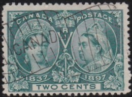 Canada  .  SG   .   124        .    O      .   Cancelled.   /   .  Oblitéré - Used Stamps