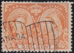 Canada  .  SG   .   122        .    O      .   Cancelled.   /   .  Oblitéré - Used Stamps