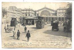 PARIS - La Gare De L'Est - Arrondissement: 10