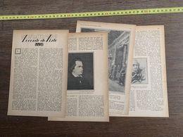 1918 JST CENTENAIRE POETE LECONTE DE L ISLE LISLE NE A L ILE MAURICE - Collections
