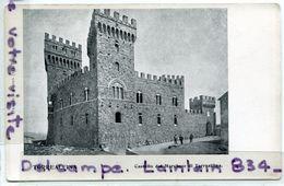 - TORREALFINA - Castello Del Marchése, Danest,  ROMA,  Précurseur, Non écrite, TBE, Scans.. - Other Cities