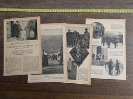 1918 JST CLEMENCEAU AU POSTE 8 BIS GENERAL CORDONNIER - Collections