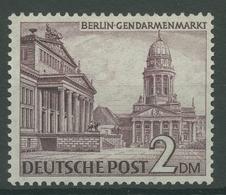 Berlin 1949 Berliner Bauten 58 Postfrisch, Kleine Haftstelle (R19212) - Ungebraucht