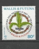 462  Concours     Luxe Sans Ch      (727) - Wallis And Futuna