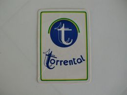 Torrental Torres Novas Portugal Portuguese Pocket Calendar 1994 - Calendari