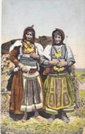 MACEDONIA Macédoine - Femmes Macédoniens / Macedonienne Women - CPA - Mazedonien Macedonïe - Macédoine
