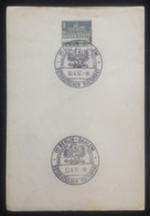 Germany, Mini Sheet, « OSTDEUTSCHER KULTURRAT », 1957 - [7] Federal Republic