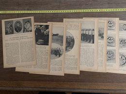 1918 JST DERNIER ROMANOFF ALLIE DE LA FRANCENICOLAS 2 TZAREWITCH CRONSTADT CATERPILLAR AGRICULTURE - Collections