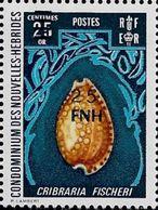 NOUVELLES HEBRIDES (New Hebrides) - 1977 - YT 478A ** LUXE (MNH) - Surcharge Locale - Neufs