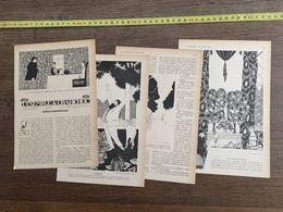 1918 JST L EXEMPLE DE CHABICHOU NOUVELLE PAR LA BOUQUETIERE GEORGES ROMAIN - Collections