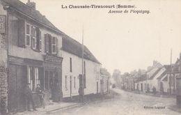 La Chaussée-Tirancourt Avenue De Picquigny - France