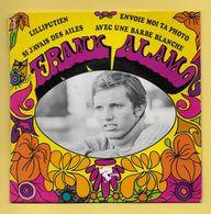 Disque Vinyle 45 Tours : FRANK ALAMO : 4 Chansons : Voir Les Titres Dans La Description..Scan A  : Voir 2 Scans - Collectors
