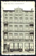 OOSTENDE / OSTENDE - REGENT Hôtel - Promenade Albert I - Non Circulé - Not Circulated - Nicht Gelaufen. - Oostende