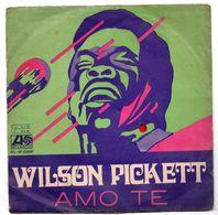 "Wilson Pickett (1969)   ""Amo Te  -  Un'avventura"" - Vinyl Records"