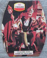 Sous-bock CAULIER Année Du Folklore 6 Aalst Alost Prins Carnaval Prince Carnaval Bierdeckel Bierviltje Coaster (CX) - Portavasos
