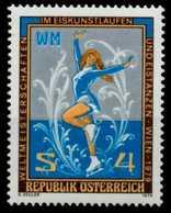 ÖSTERREICH 1979 Nr 1600 Postfrisch X8098AA - 1945-.... 2. Republik