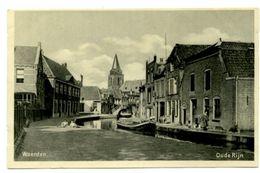 Woerden Oude Rijn M4745 - Woerden