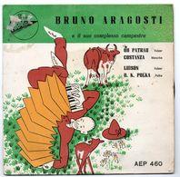 """Complesso Bruno Aragosti (anni 60)   """"Ok Polka  -- Luison"""" - Vinyl Records"""