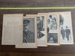 1918 JST MARECHAL DOUGLAS HAIG GABRIEL ALPHAUD - Collections