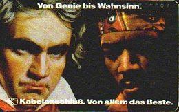 GERMANY P18e/90 Von Beethoven  Bis Hendrix - Germany
