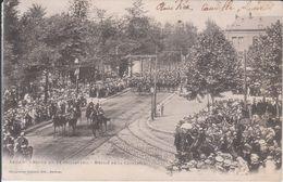 Sedan - Revue Du 14 Juillet 1901, Défilé De La Cavalerie - Sedan