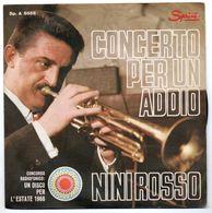 """Nini Rosso (1966)   """"Concerto Per Un Addio -  Canto Armeno"""" - Instrumental"""