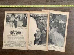 1918 JST NUIT SERBE NOUVELLE BLASCO IBANEZ ORAZI ALFRED DE BENGOECHEA - Collections