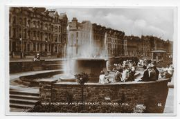 DOUGLAS - New Fountain And Promenade - Excel 66 - Isola Di Man (dell'uomo)