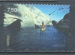Norvège YT N°1441 Europa 2004 Les Vacances Oblitéré ° - Europa-CEPT