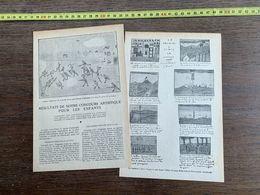 1918 JST CONCOURS ARTISTIQUE ENFANTS CLAUDE VOILLAUME ABEL DURAND PHILIPPE ENCAUSSE LOUIS VALLEE - Alte Papiere