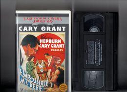 Vhs L'Impossible Monsieur Bébé Cary Grant Katharine Hepburn Howard Hawks Charles RUGGLES  May ROBSON - Comedy
