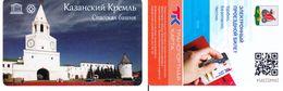 Transport  Card  Russia. Kazan   Metro/train/trolleybus/bus  2019 - Russia